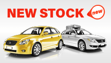 Used cars New Stock