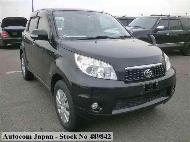Used TOYOTA RUSH 2012 for sale No 499920   Autocom Japan