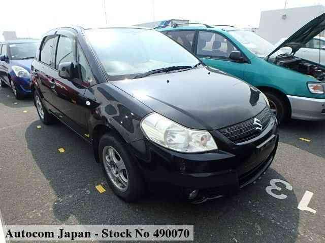 Used SUZUKI SX4 2007 for sale No 490070 | Autocom Japan