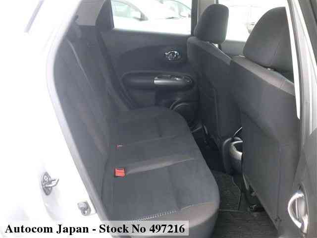 Astonishing Used Nissan Juke 2012 For Sale No 497216 Autocom Japan Inzonedesignstudio Interior Chair Design Inzonedesignstudiocom