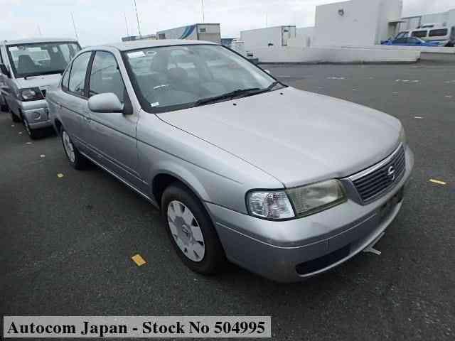 Used Nissan Sunny 2002 For Sale No 504995 Autocom Japan