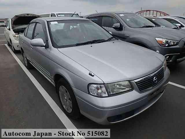 Used Nissan Sunny 2004 For Sale No 515082 Autocom Japan