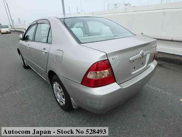 Used Toyota Corolla >> 2000 Toyota Corolla