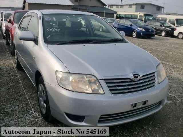 Used Toyota Corolla >> 2006 Toyota Corolla