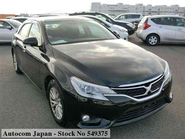 STOCK No.549375 TOYOTA MARK X Image1