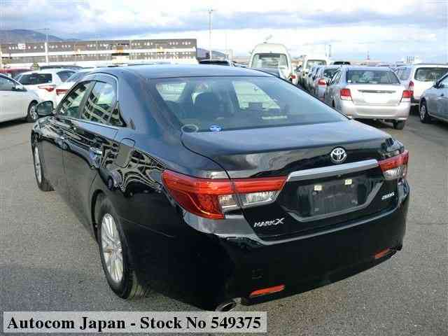 STOCK No.549375 TOYOTA MARK X Image2