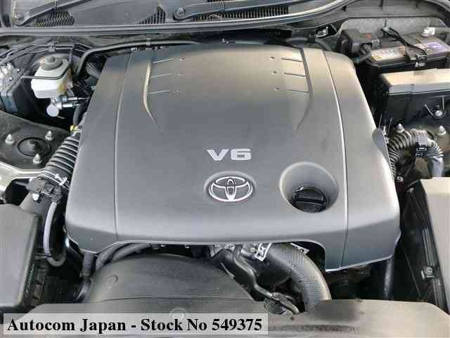STOCK No.549375 TOYOTA MARK X Image5