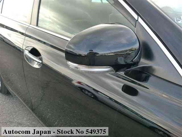 STOCK No.549375 TOYOTA MARK X Image19