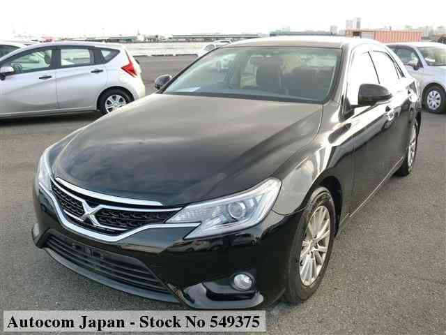 STOCK No.549375 TOYOTA MARK X Image22
