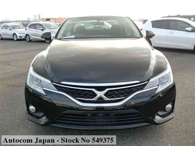 STOCK No.549375 TOYOTA MARK X Image24