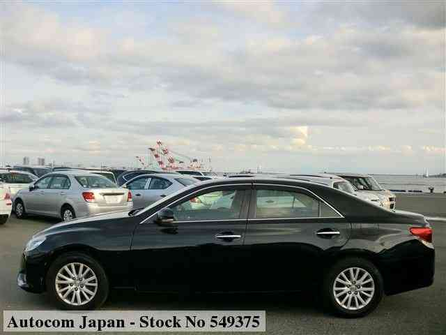 STOCK No.549375 TOYOTA MARK X Image26