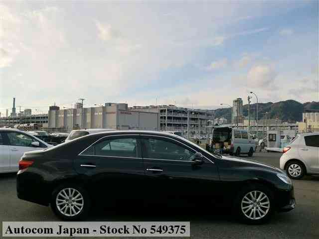 STOCK No.549375 TOYOTA MARK X Image27