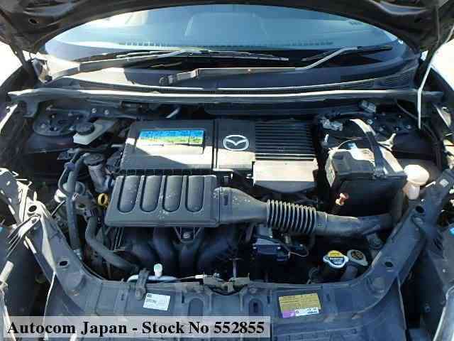 STOCK No.552855 MAZDA VERISA Image5