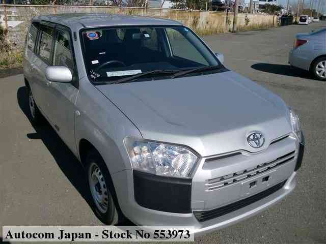 STOCK No.553973 TOYOTA SUCCEED Image1