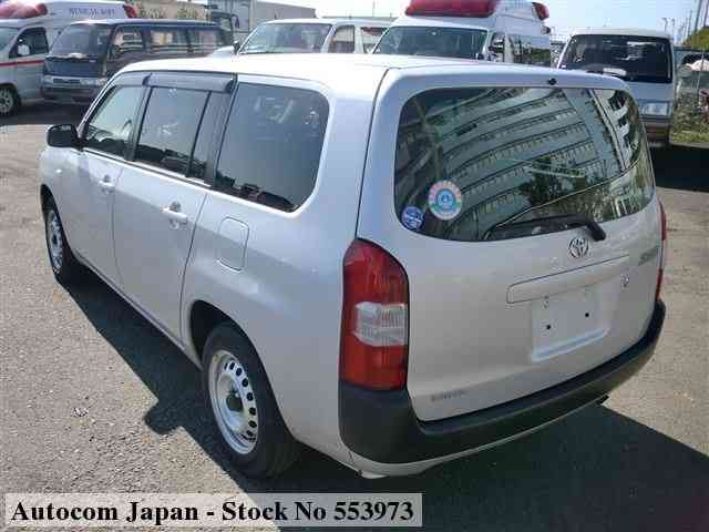 STOCK No.553973 TOYOTA SUCCEED Image2