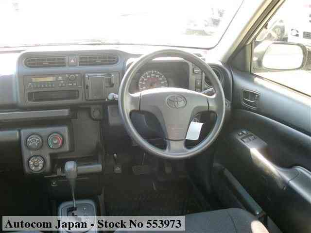 STOCK No.553973 TOYOTA SUCCEED Image3