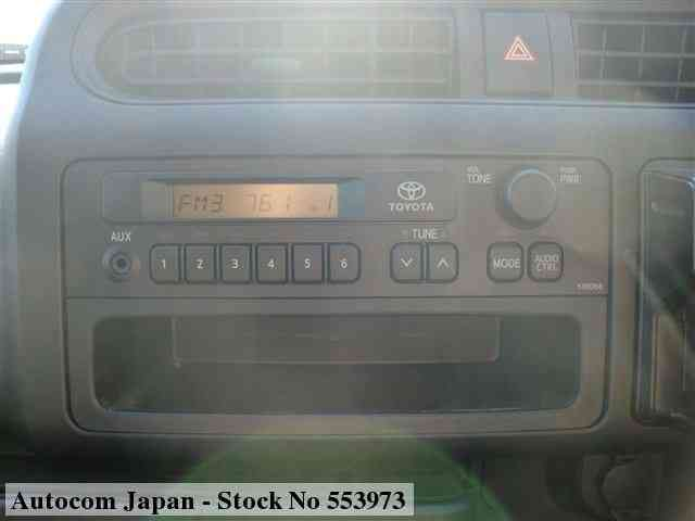 STOCK No.553973 TOYOTA SUCCEED Image6