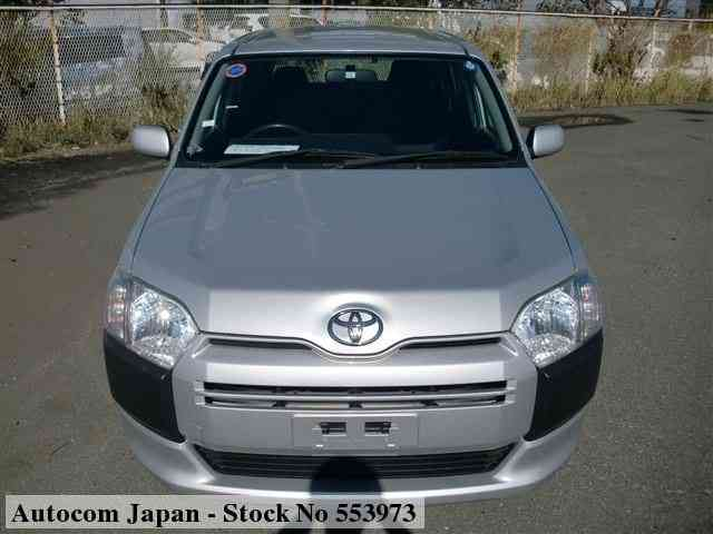 STOCK No.553973 TOYOTA SUCCEED Image17