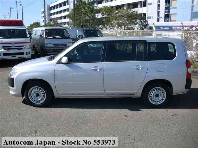 STOCK No.553973 TOYOTA SUCCEED Image20