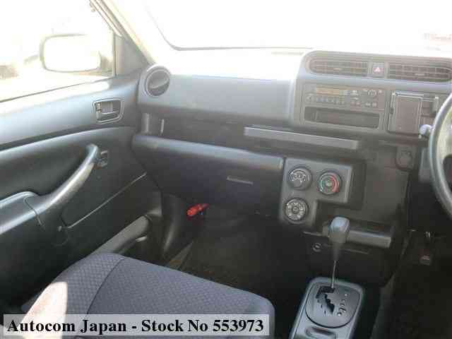 STOCK No.553973 TOYOTA SUCCEED Image24