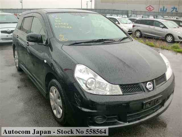 STOCK No.558564 NISSAN WINGROAD Image1
