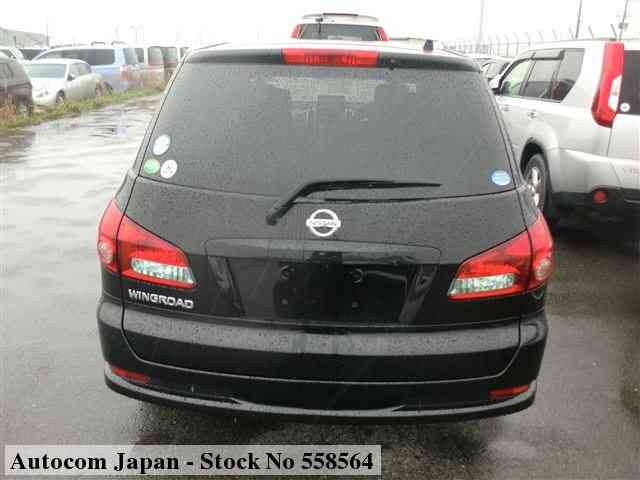 STOCK No.558564 NISSAN WINGROAD Image20