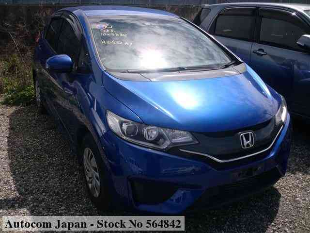 used honda fit 2014 for sale no 564842 autocom japan 2014 honda fit