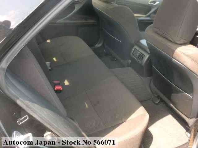STOCK No.566071 TOYOTA MARK X Image4