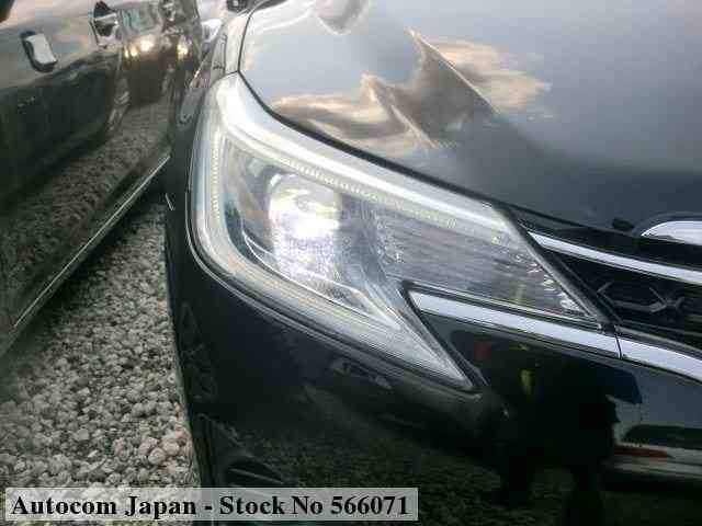 STOCK No.566071 TOYOTA MARK X Image11