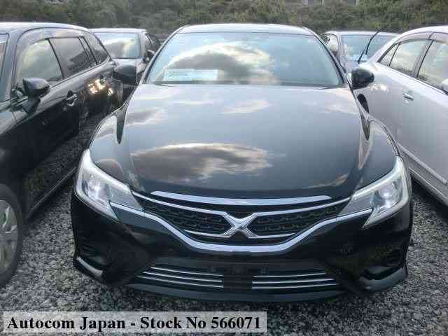 STOCK No.566071 TOYOTA MARK X Image19