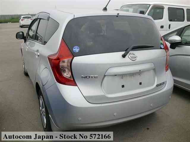 STOCK No.572166 NISSAN NOTE Image2