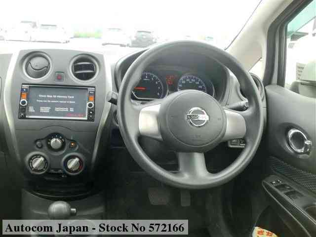 STOCK No.572166 NISSAN NOTE Image3