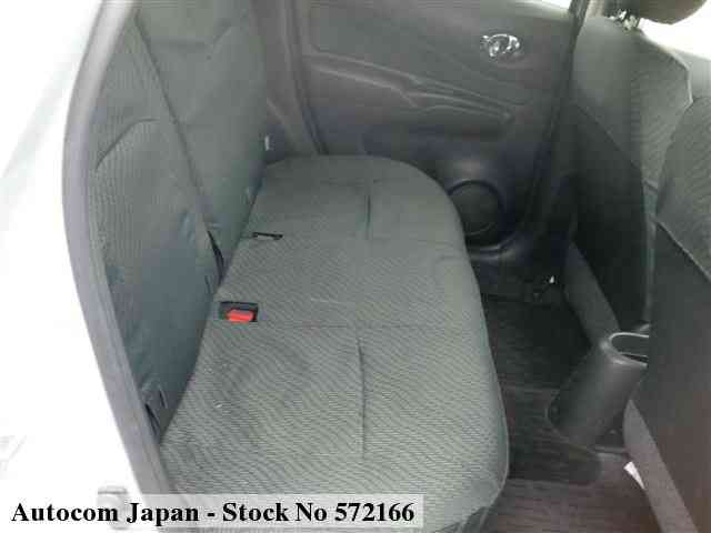 STOCK No.572166 NISSAN NOTE Image4