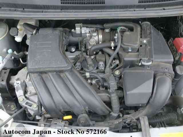 STOCK No.572166 NISSAN NOTE Image5
