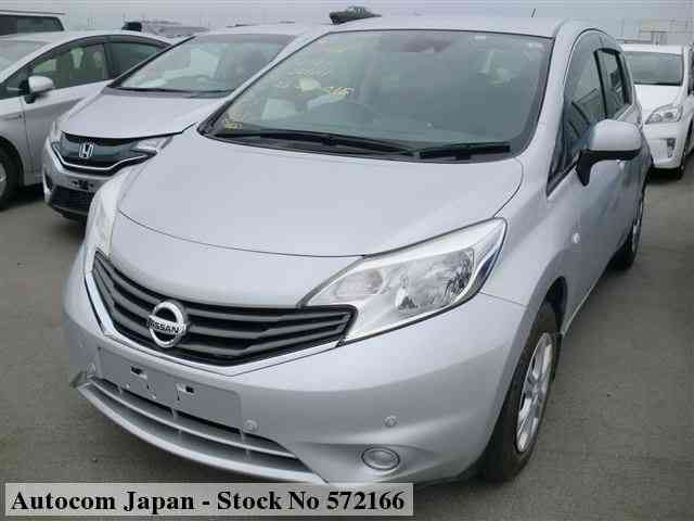 STOCK No.572166 NISSAN NOTE Image21