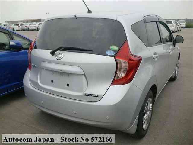 STOCK No.572166 NISSAN NOTE Image22