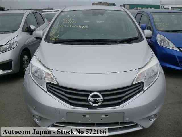 STOCK No.572166 NISSAN NOTE Image23