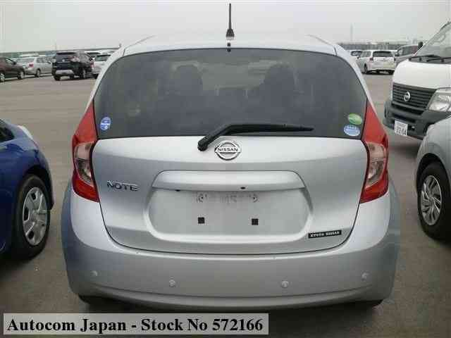 STOCK No.572166 NISSAN NOTE Image24