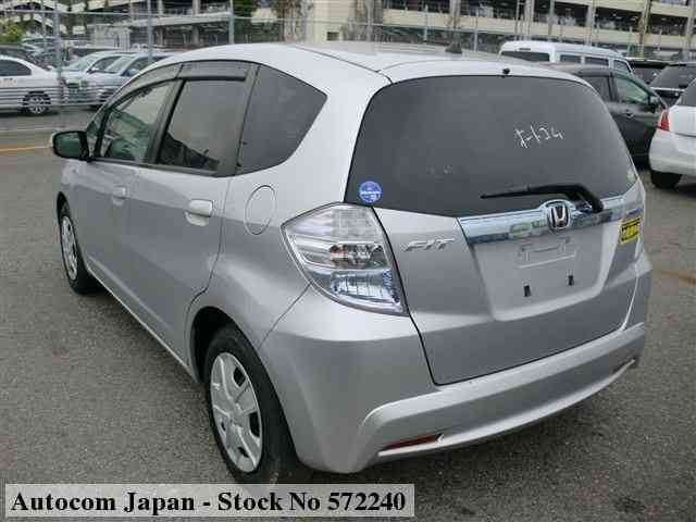 STOCK No.572240 HONDA FIT HV Image2