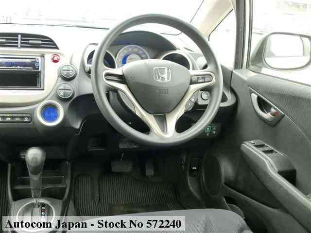 STOCK No.572240 HONDA FIT HV Image3