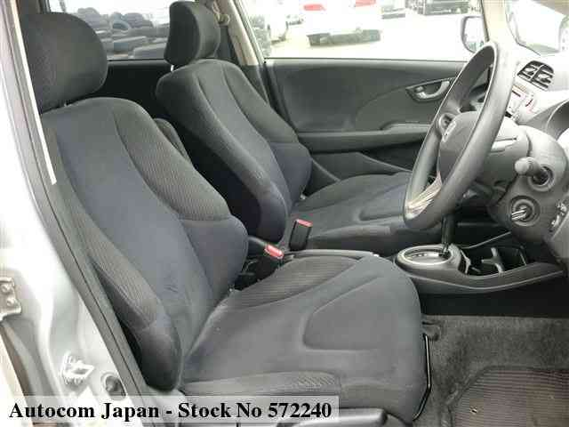 STOCK No.572240 HONDA FIT HV Image7