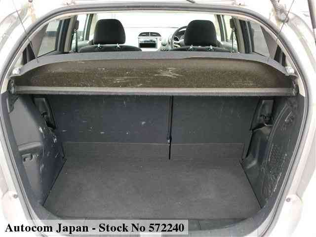 STOCK No.572240 HONDA FIT HV Image8