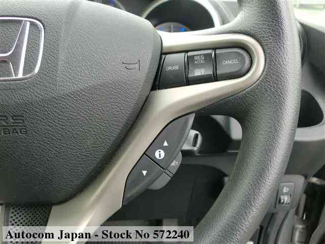 STOCK No.572240 HONDA FIT HV Image12
