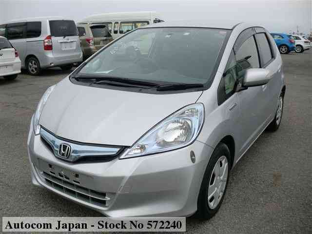 STOCK No.572240 HONDA FIT HV Image16