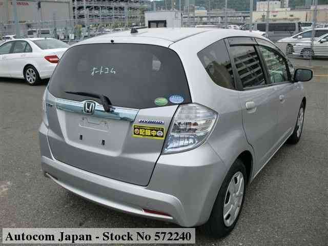 STOCK No.572240 HONDA FIT HV Image17