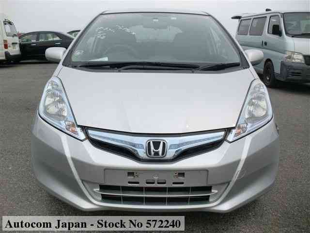 STOCK No.572240 HONDA FIT HV Image18