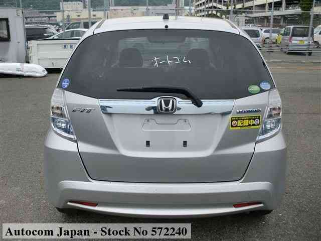 STOCK No.572240 HONDA FIT HV Image19