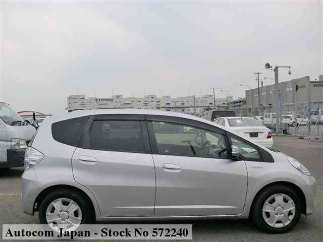 STOCK No.572240 HONDA FIT HV Image21