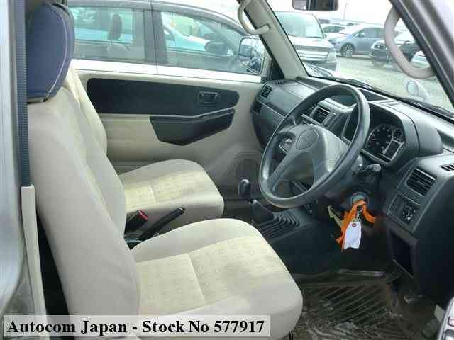 STOCK No.577917 MITSUBISHI PAJERO MINI Image7