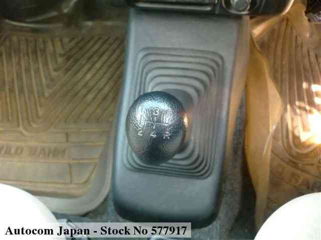 STOCK No.577917 MITSUBISHI PAJERO MINI Image12